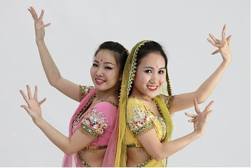 Cho Thuê Nhân Sự Múa Ấn Độ - Bollywood 30