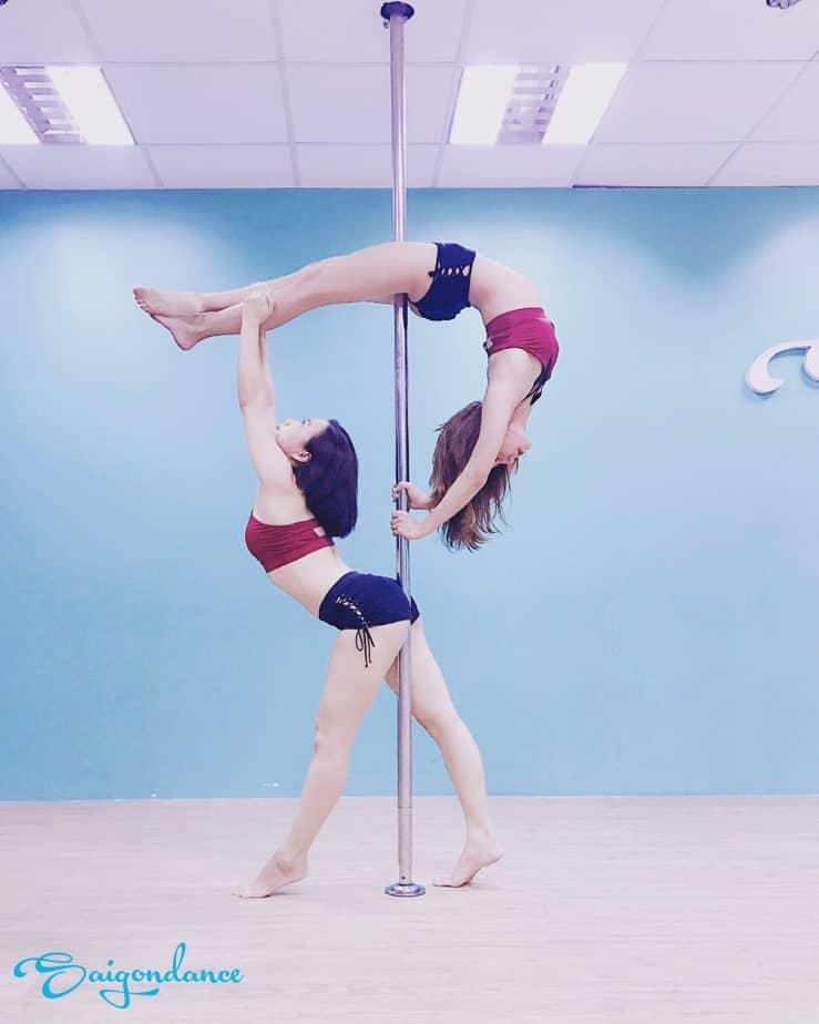 Pole Dance giúp bạn xinh đẹp và quyến rũ hơn
