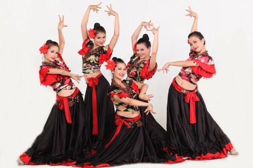 Cho Thuê Nhân Sự Múa Flamenco 37