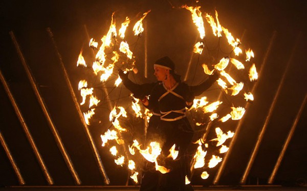 Fire Dancers For Hire 10