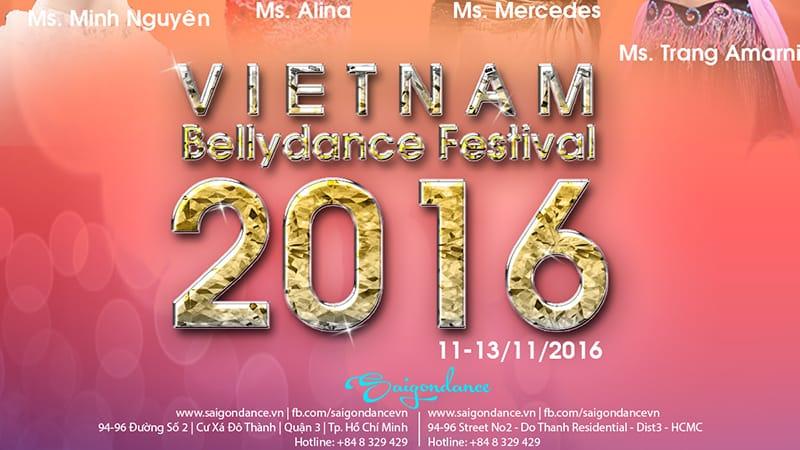 Vietnam Bellydance Festival 2016 22