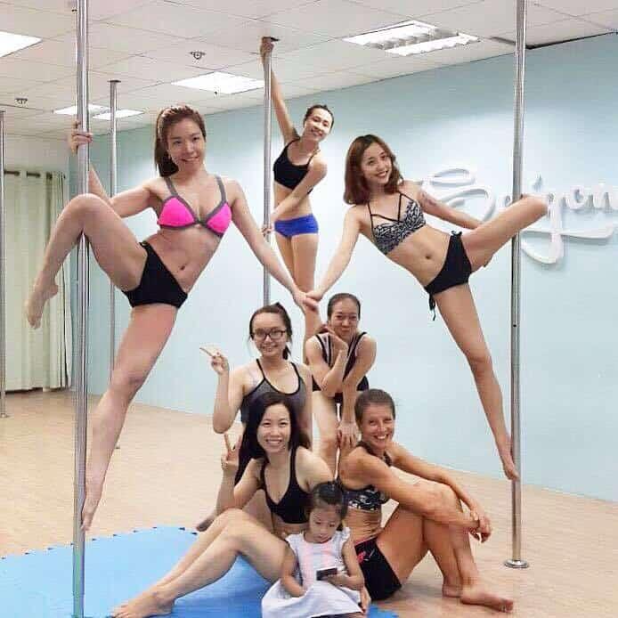 Những Khó Khăn Khi Tập Múa Cột (Pole Dance) 4