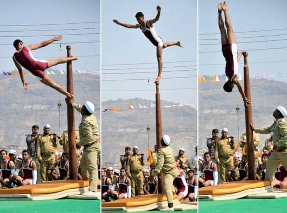 Lịch sử hình thành môn múa cột (Pole dance) 2