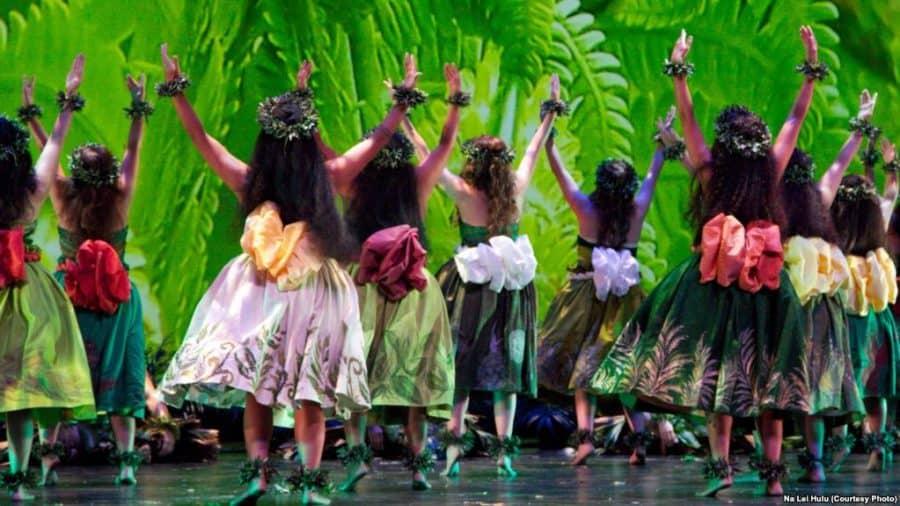 Cho Thuê Nhân Sự Múa Hawai - Hula dance 34