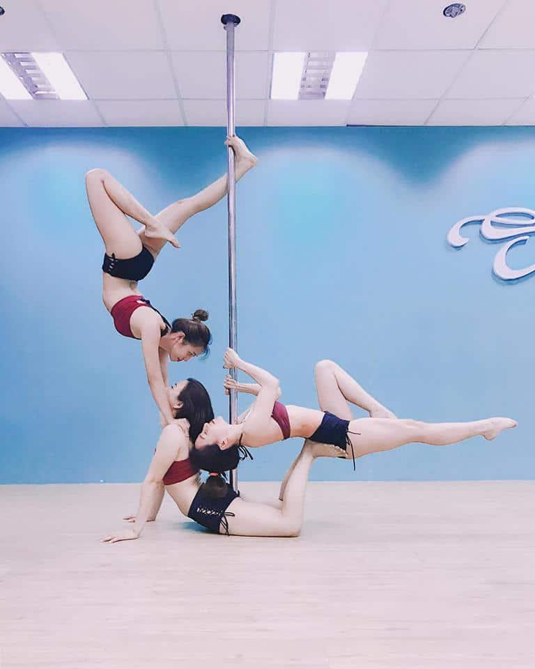 Múa cột nghệ thuật - Art Pole dance Night 3