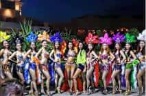 Bộ đồ diễn Samba 3