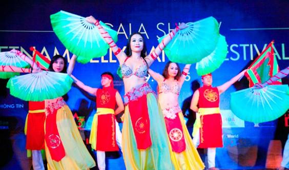 'Viet Nam belly Dance Festival April 2015' - Hành trình của những đam mê mãnh liệt 65