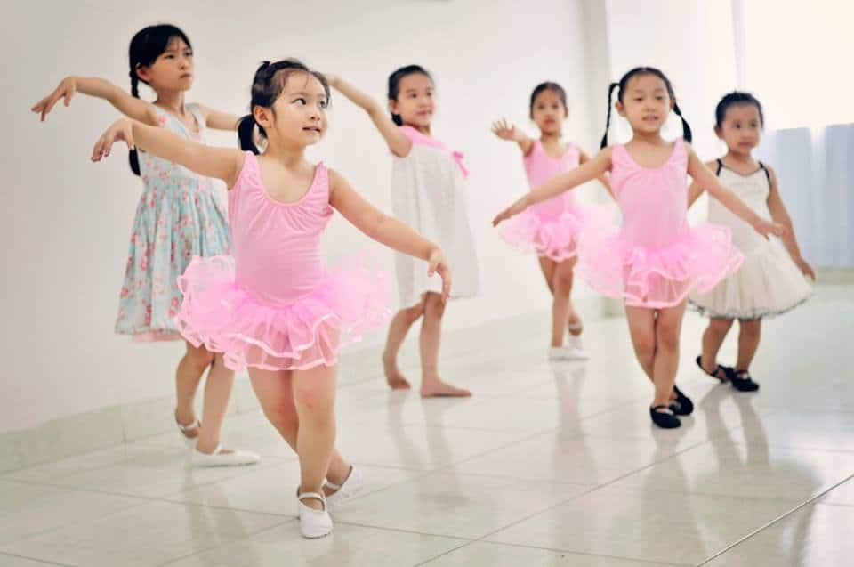 Lịch Học Bé Học Nhảy 6