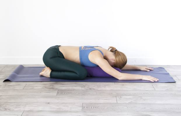 những sai lầm khi tập yoga