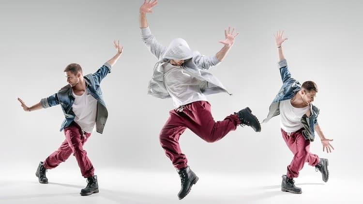 Lịch Học Nhảy Hiện Đại 1