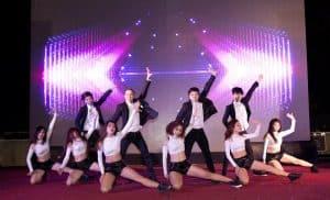 MODERN DANCE 73