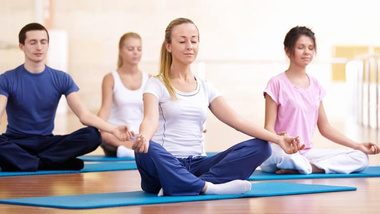 Lịch Học Yoga 8