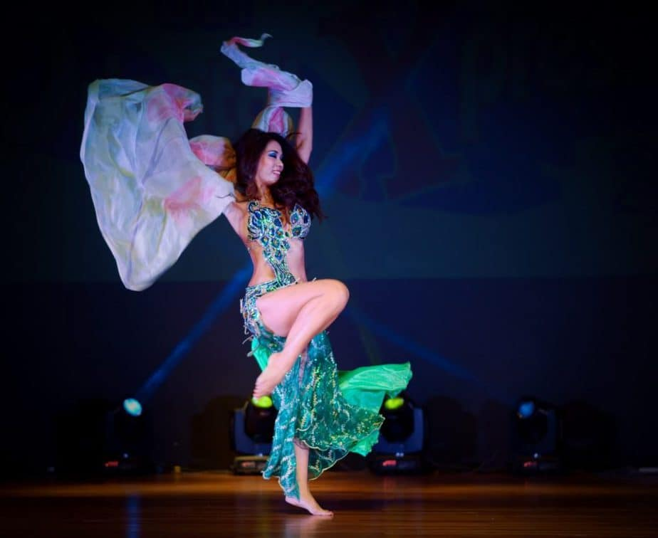 Viet Nam Belly Dance Festival Is Honor To Welcome 3 World-Class Super Stars 3