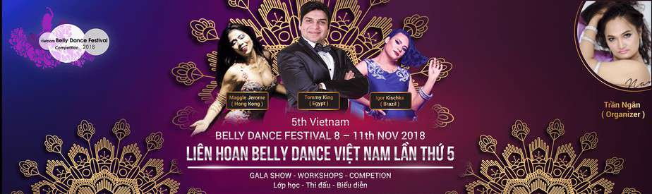 VIET NAM BELLY DANCE FESTIVAL 2018 COMPETITION RULES 5