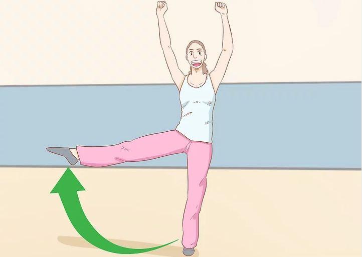 Tìm Hiểu Một Số Bước Nhảy JAZZ Cơ Bản và Thuật Ngữ JAZZ 3