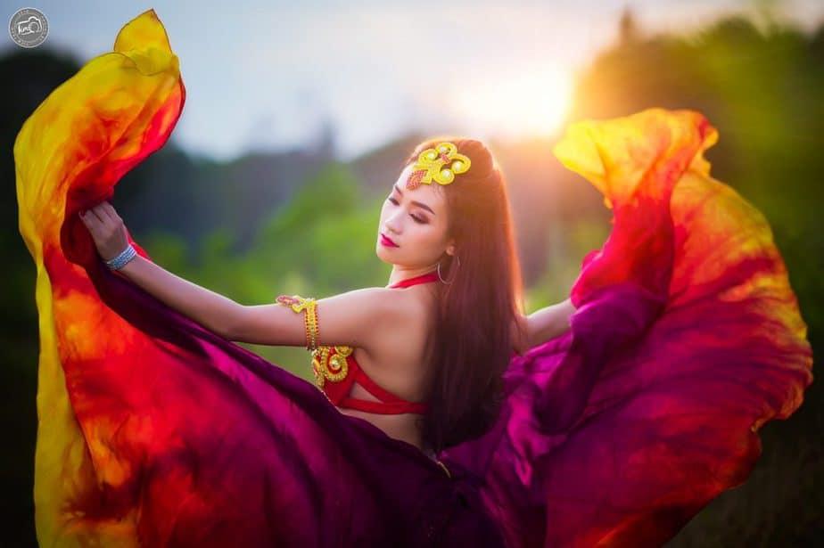 Dàn Giám Khảo Cuộc Thi Việt Nam Belly Dance Festival 2018 2