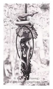 NHỮNG Ý TƯỞNG HÌNH XĂM CỰC ĐẸP MẮT DÀNH CHO CÁC TÍN ĐỒ MÚA CỘT (POLE DANCE 'S TATTOO) 8