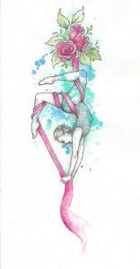 NHỮNG Ý TƯỞNG HÌNH XĂM CỰC ĐẸP MẮT DÀNH CHO CÁC TÍN ĐỒ MÚA CỘT (POLE DANCE 'S TATTOO) 3