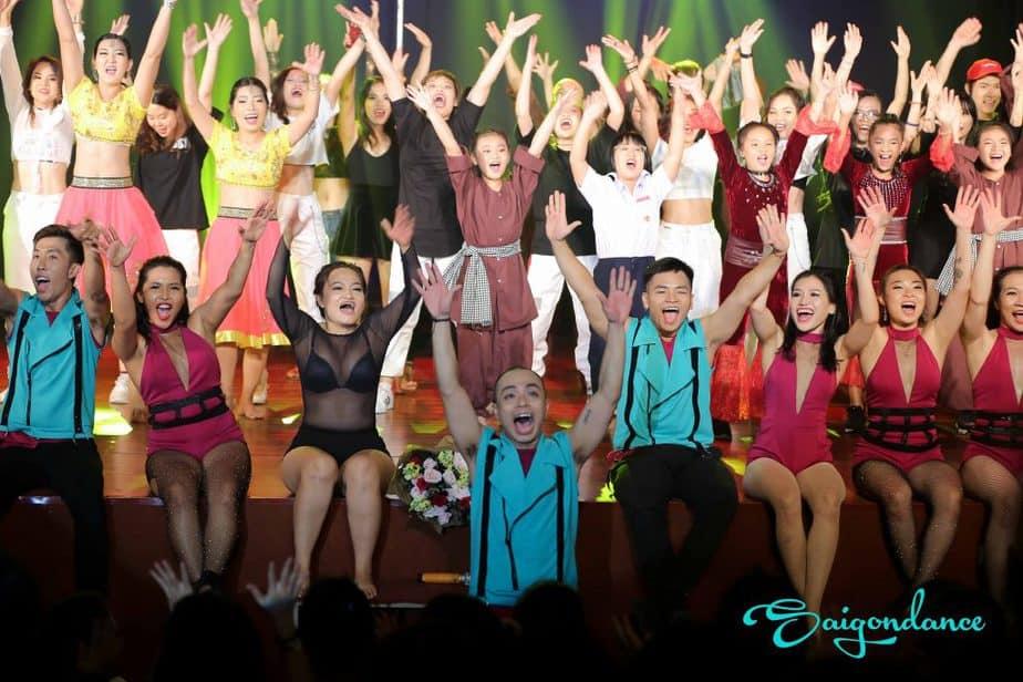 Trường Dạy Nhảy Múa Chuyên Nghiệp, Giá Rẻ Tại Hồ Chí Minh 3