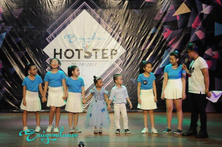 Trường Dạy Nhảy Múa Chuyên Nghiệp, Giá Rẻ Tại Hồ Chí Minh 5