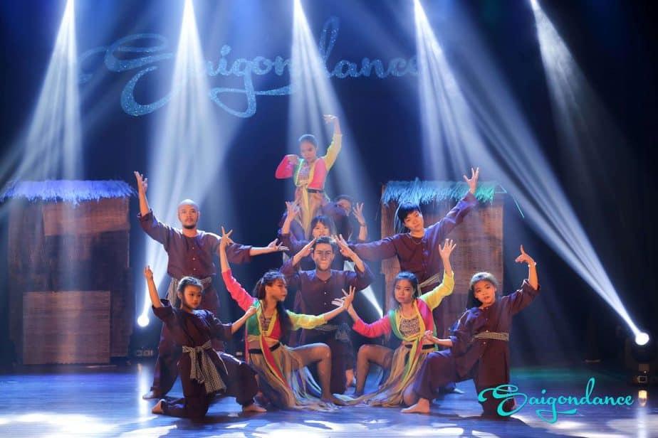 Trường Dạy Nhảy Múa Chuyên Nghiệp, Giá Rẻ Tại Hồ Chí Minh 4