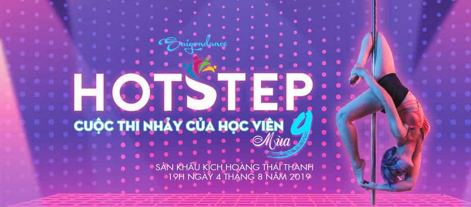 HOTSTEP – CUỘC THI NHẢY CỦA HỌC VIÊN SAIGON DANCE MÙA 9 2