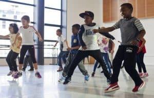 Môn Học Hiphop Kid – Breaking 1