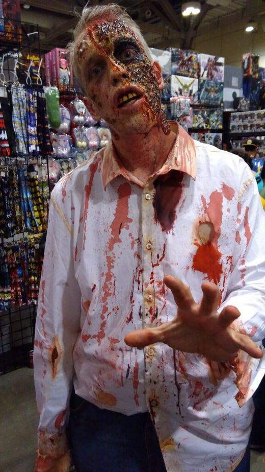 Dịch Vụ Hoá Trang Halloween Tại TpHCM 3