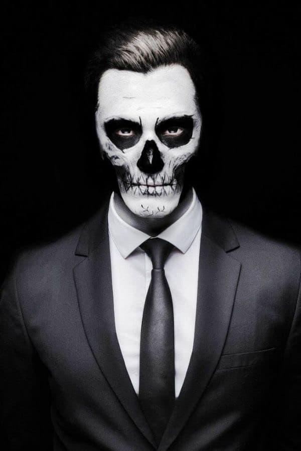 Dịch vụ hoá trang Halloween 7