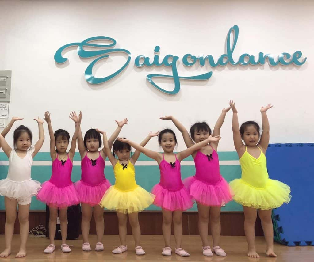 Có Nên Cho Trẻ Học Múa Ballet Từ Nhỏ 4