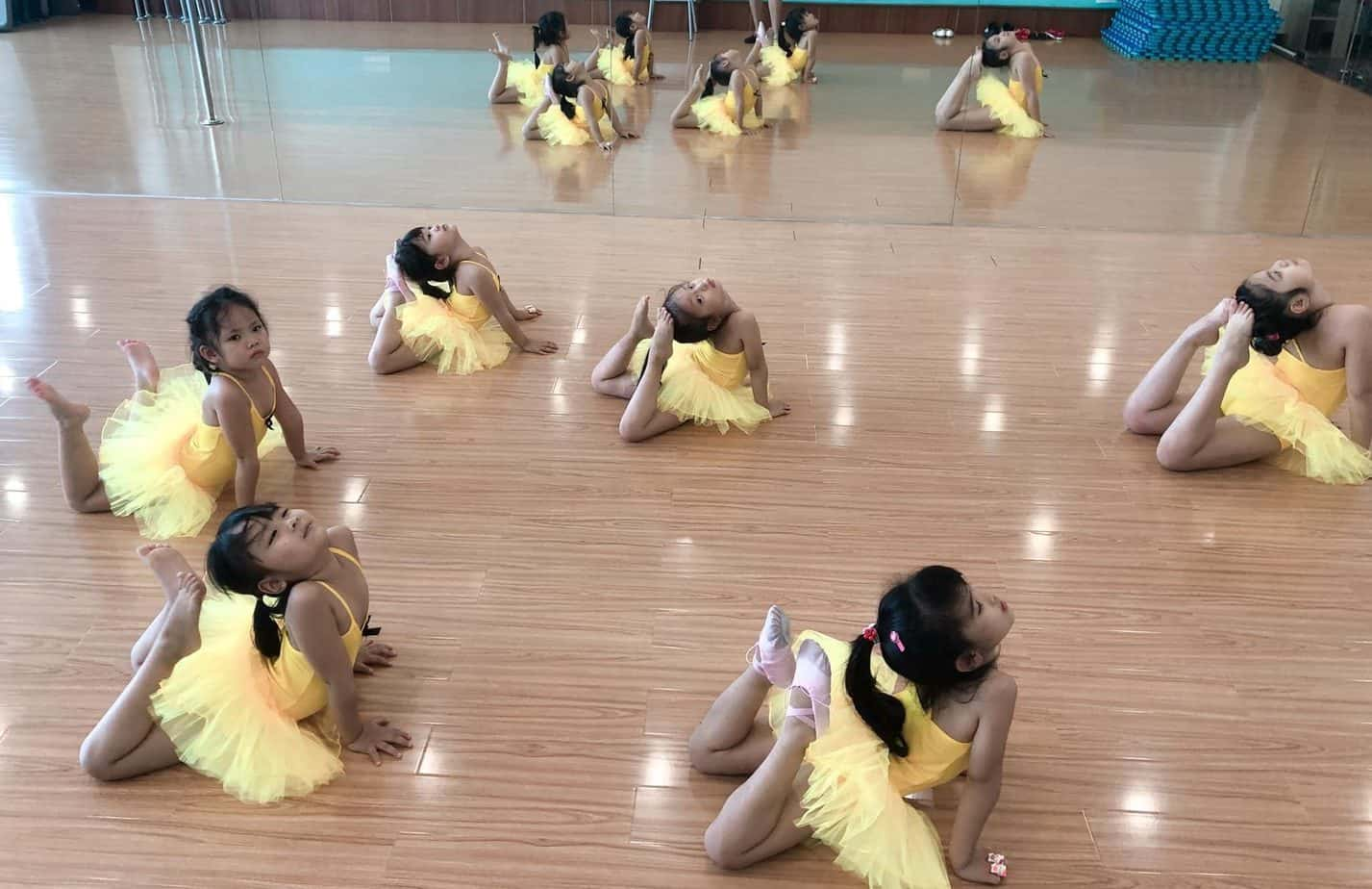 Có nên cho trẻ học múa ballet từ nhỏ 32
