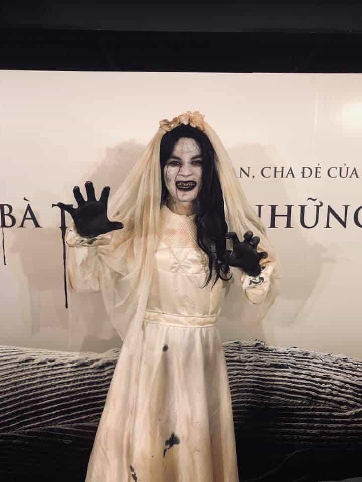 Dịch Vụ Hoá Trang Halloween Tại TpHCM 8