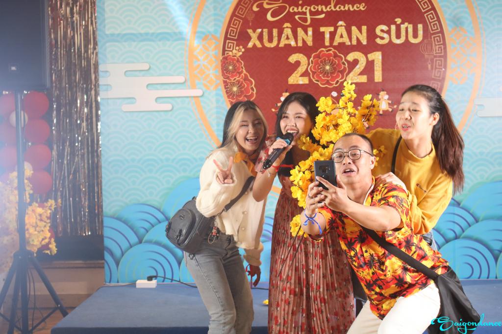 Tất niên SaigonDance 2020 Năm Covid lần thứ 1 10