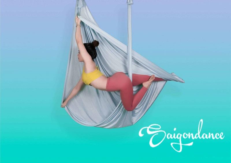 Yoga bay là gì? Lợi Ích Khi Tập Yoga Bay 1