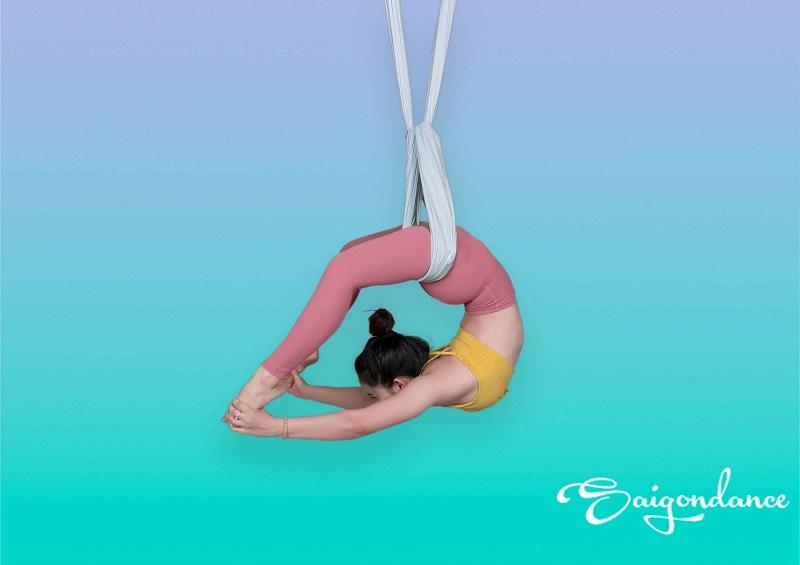 địa chỉ dạy yoga bay chất lượng