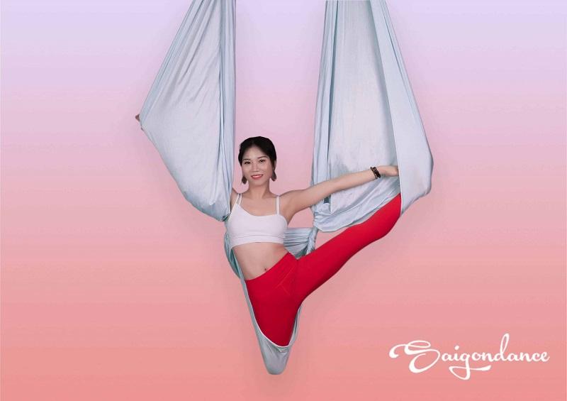 tập yoga bay cần lưu ý điều gì