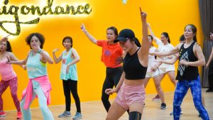 EXCITING ACTIVITIES DURING THE FIRST MONTH OF SAIGONDANCE DISTRICT 1 2